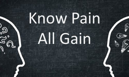 Know Pain All Gain2